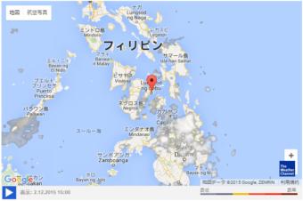 15.12.02.セブ CEB Cebu RP フィリピンの天気、現在の状況、気温
