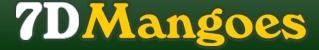 7Dドライマンゴー ロゴ