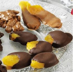 7Dドライマンゴー&チョコレート