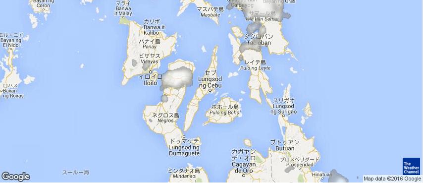16.1.12.セブ フィリピン の天気予報と天候状況 The Weather Channel Weather.com