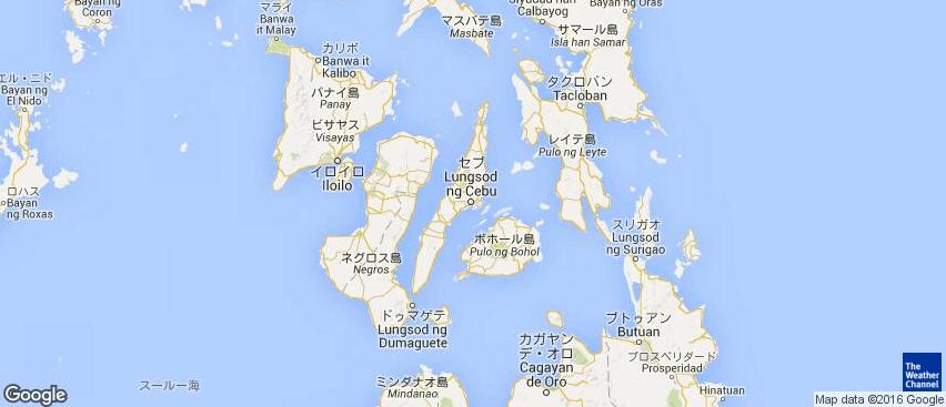 16.1.17.セブ フィリピン の天気予報と天候状況 The Weather Channel Weather.com