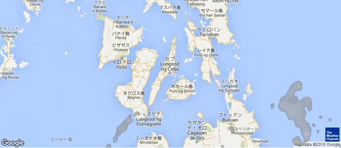 16.1.18.セブ フィリピン の天気予報と天候状況 The Weather Channel Weather.com