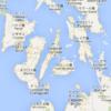 1月21日のセブ島天気は晴れ、アイランドピクニック情報