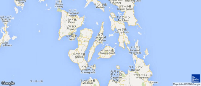 16.1.20.セブ フィリピン の天気予報と天候状況 The Weather Channel Weather.com