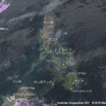1月26日のセブ島天気は雨、セブ島気候も異常気象?
