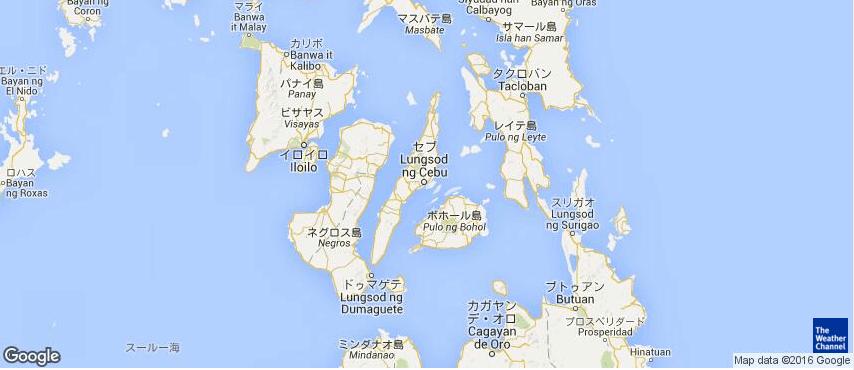 16.1.7.セブ フィリピン の天気予報と天候状況 The Weather Channel Weather.com