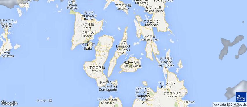 16.1.8.セブ フィリピン の天気予報と天候状況 The Weather Channel Weather.com