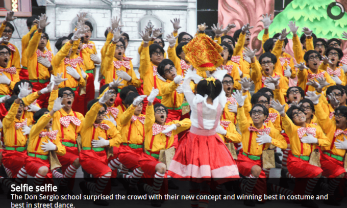 Sinulog 2016.3. The Official Website of the Sinulog Festival in Cebu.