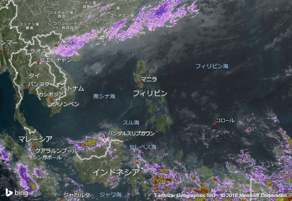 16.3.25.Philippinesの衛星画像 AccuWeather.com JA