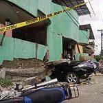 フィリピン・レイテ島地震
