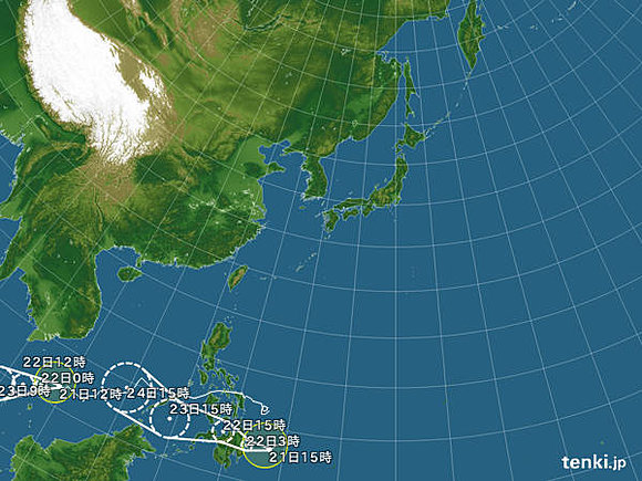 2017.12月台風26,27号