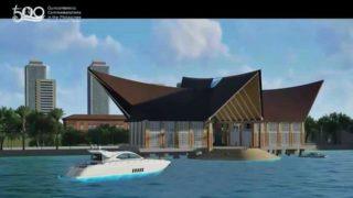 セブ島ラプラプ神社と博物館プロジェクト