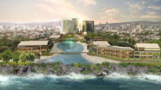 セブ島マクタンのビーチモール2021年完成!